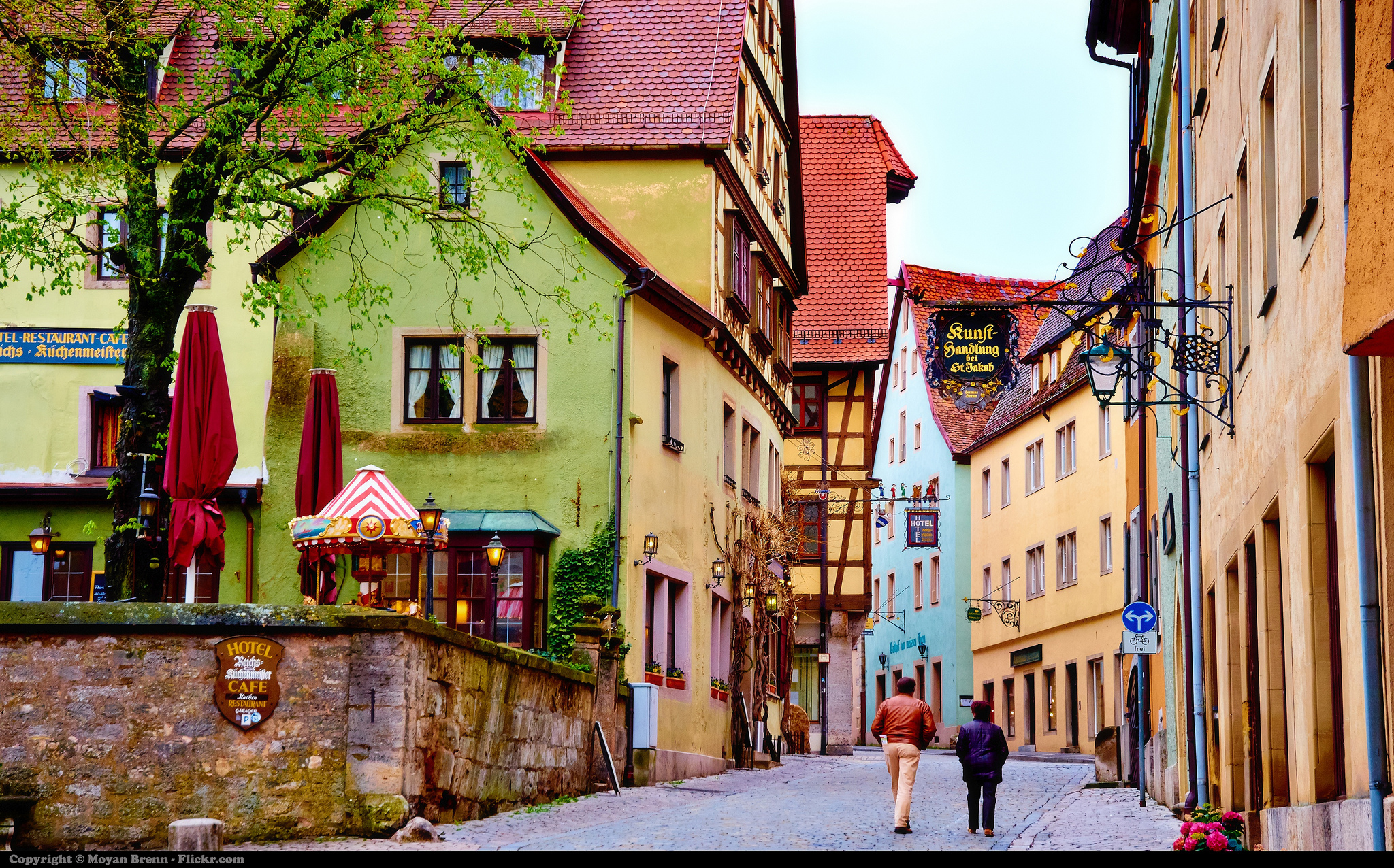 Best Small Towns To Visit Rothenburg Woonder List