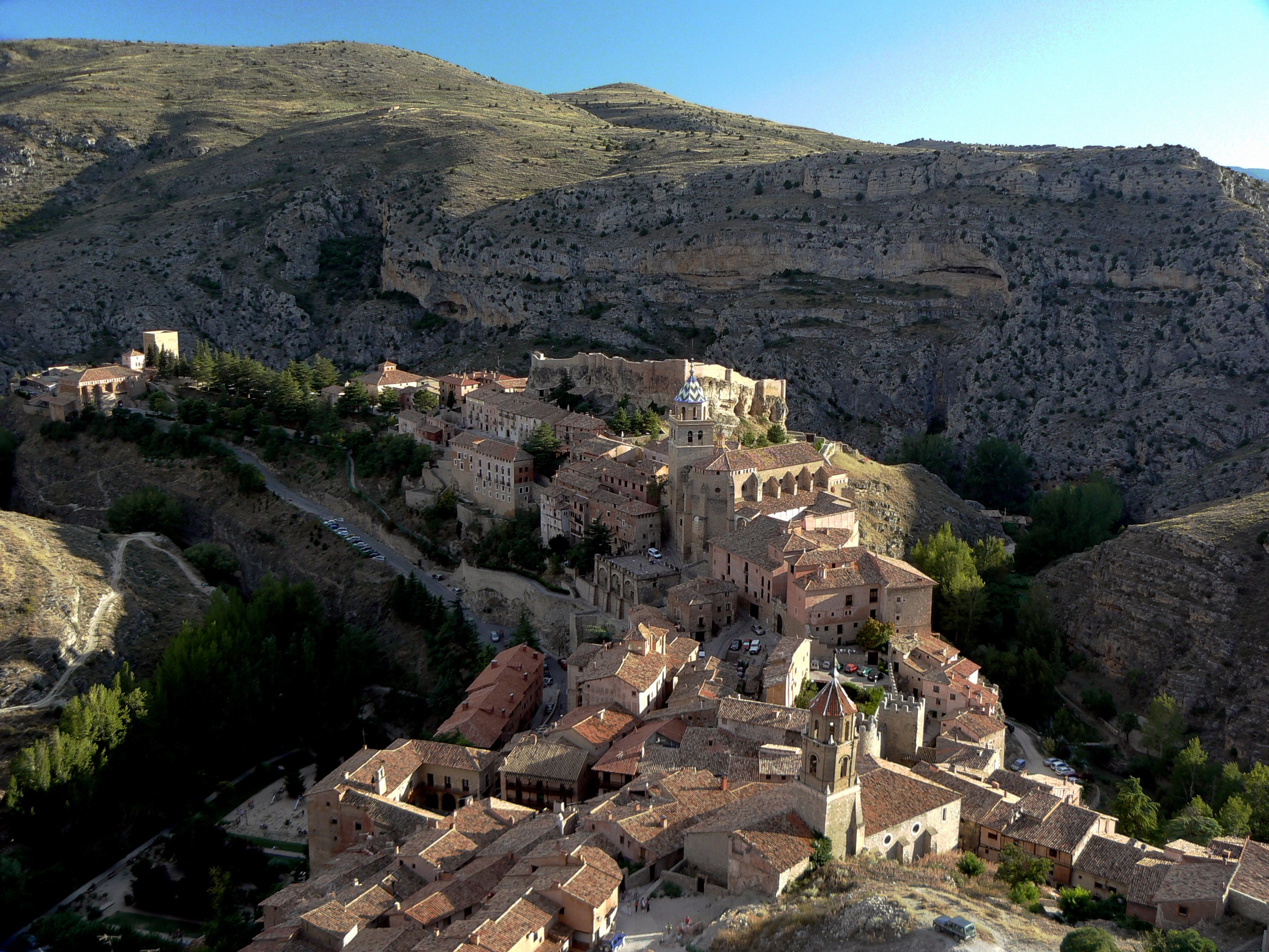 Albarracín: Beautiful spanish town – Woonder List